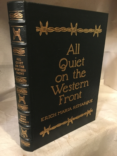 all quiet on the western front loss of innocence Literary analysis of all quiet on the western front essays war causes many  losses, including countless human lives, property, money, and innocence the  loss.