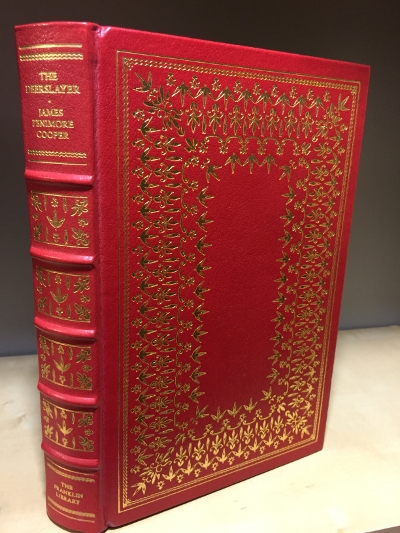 an essay on the deerslayer by james fenimore cooper The the deerslayer community note includes chapter-by the deerslayer study guide contains a biography of james fenimore cooper, literature essays, quiz.