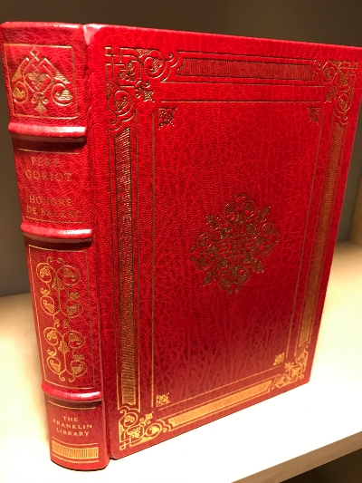 essays on pere goriot Read this essay and over 1,500,000 others like it now old goriot honoré de balzac the harvard classics shelf of fiction, vol xiii, part 1.