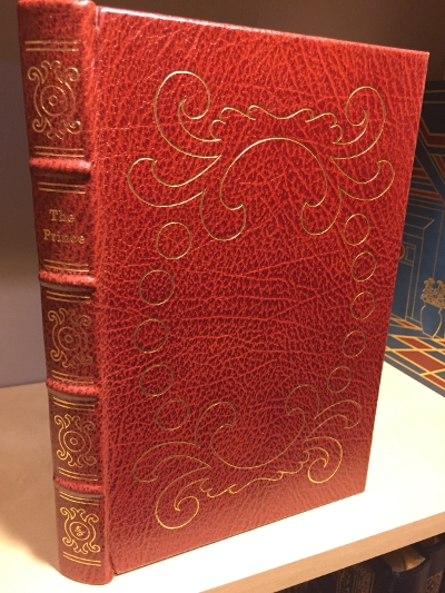John Donne Poems Franklin Library Quarter Leather 1982 Hardcover