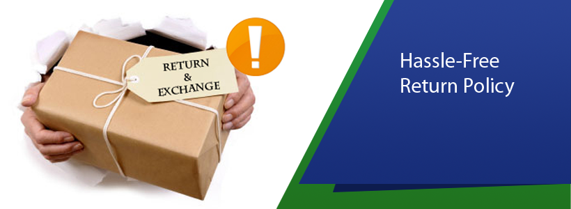 Hassle-Free Returns