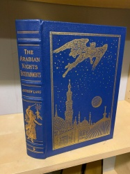 Arabian Nights Entertainments by Andrew Lang Deluxe Edition Easton Press