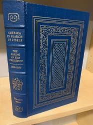 American in Search of Itself by Theodore White American History Easton Press